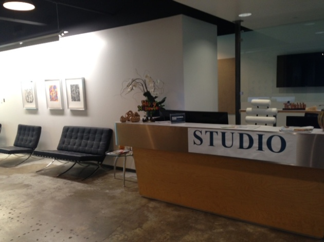 Studio Movie Grill New Office